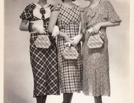 1930年代的時裝風格
