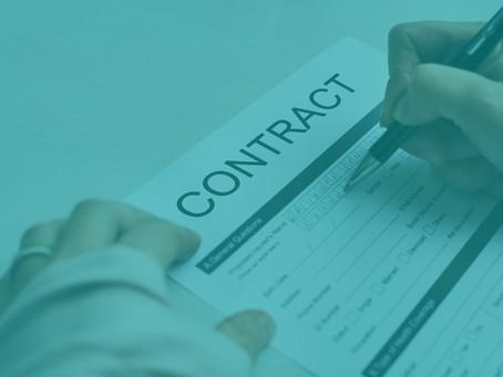 Le contrat de service