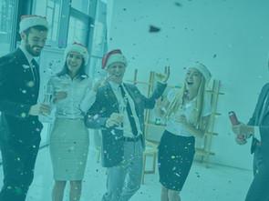Un party de Noël de bureau sans soucis!