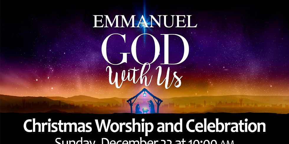 Christmas Celebration and Worship