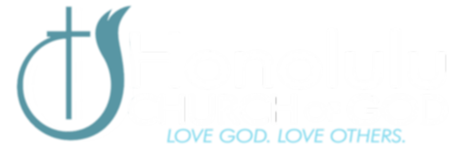 Honolulu Church of God New Logo - Light