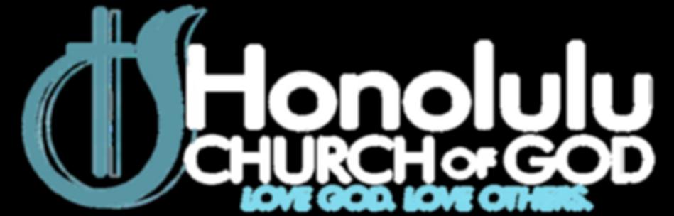 Honolulu Church of God New Logo - Light