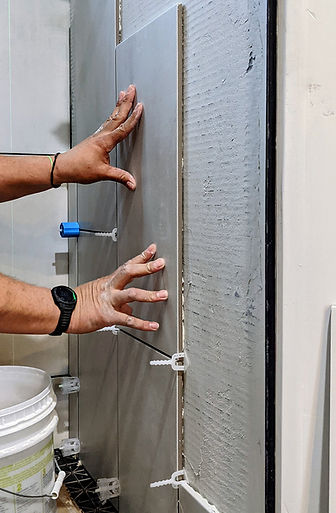tile shower contractor lawrence kansas.j