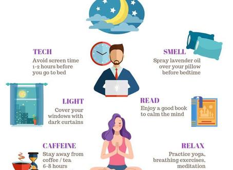 Sleep Hygiene Tips & Information