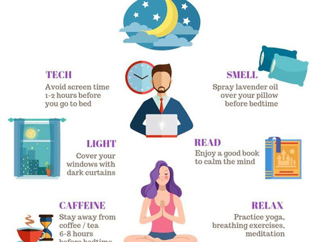 Sleep Hygiene Tips & Information