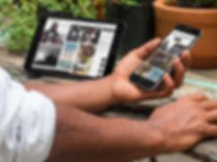mobile website desinger kansas city