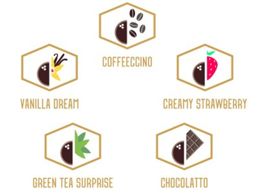 Cocolatto Flavor Pack
