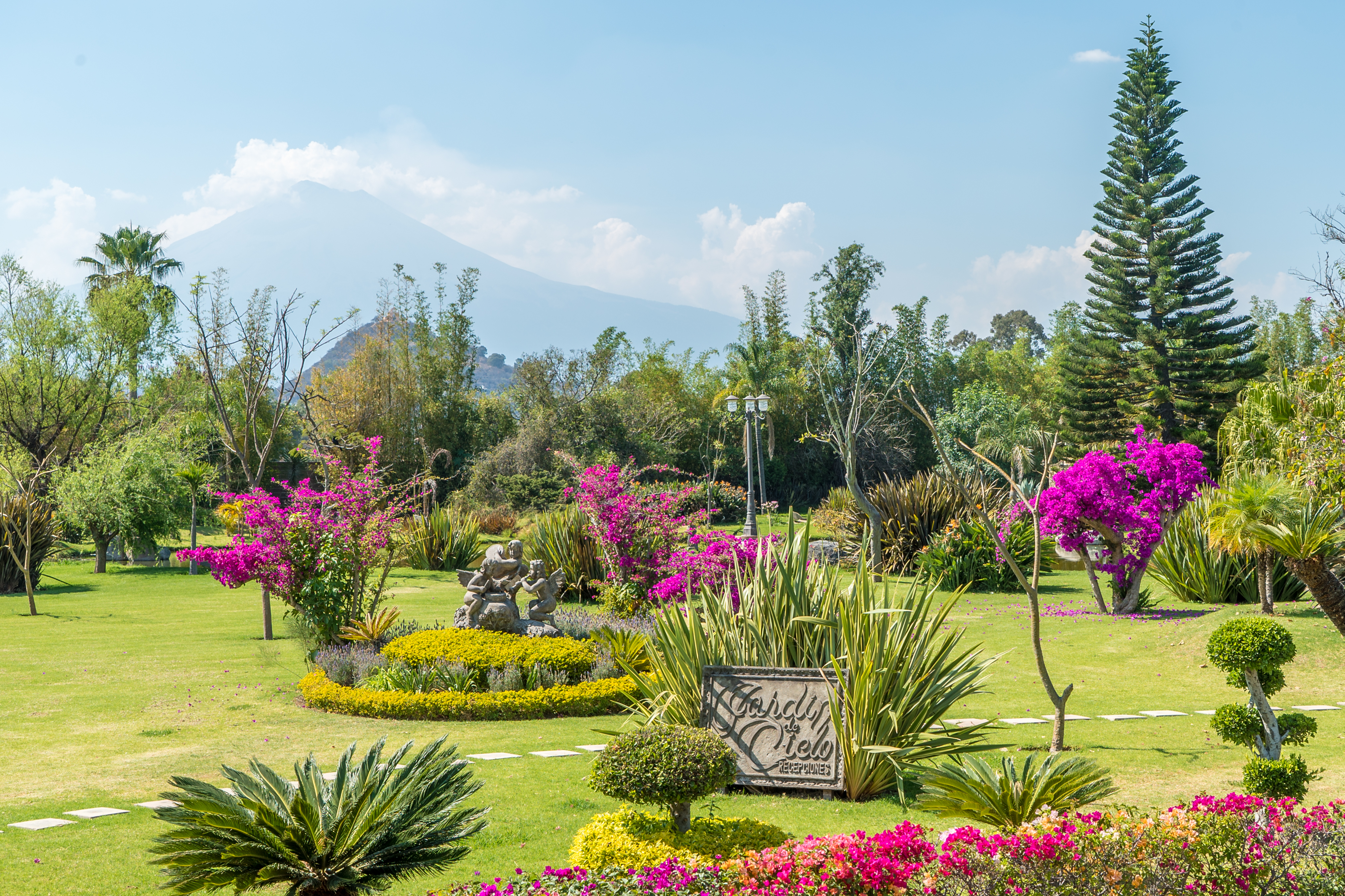 Jardín de Cielo