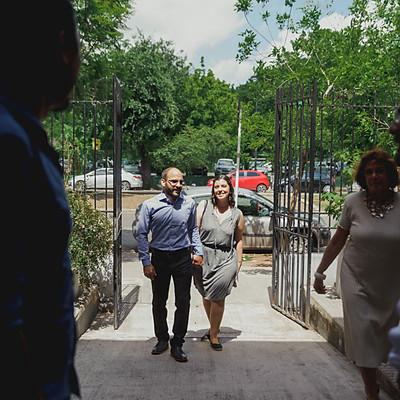 Melisa + Juan