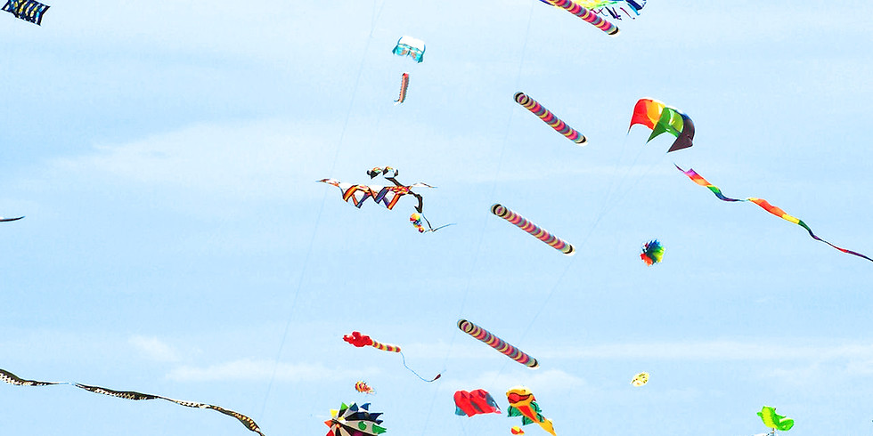 CANCELED: Go fly a kite!  Mixolo goes out to the Big Baltimore Kite Fest.