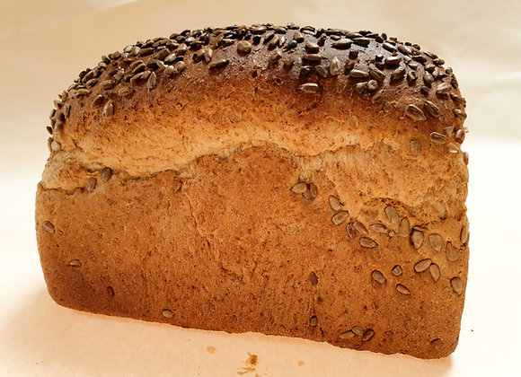 Large Rough Brown Bread