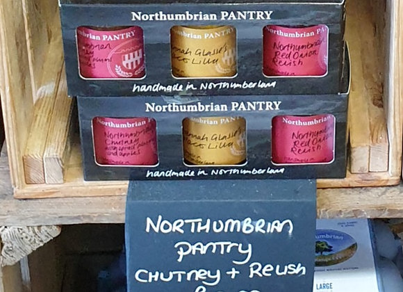 Northumbrian Pantry Chutney & Relish