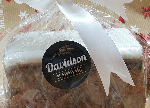 Davidson's Christmas Cake