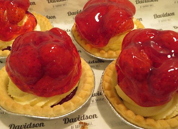 Fresh Cream Strawberry Tart