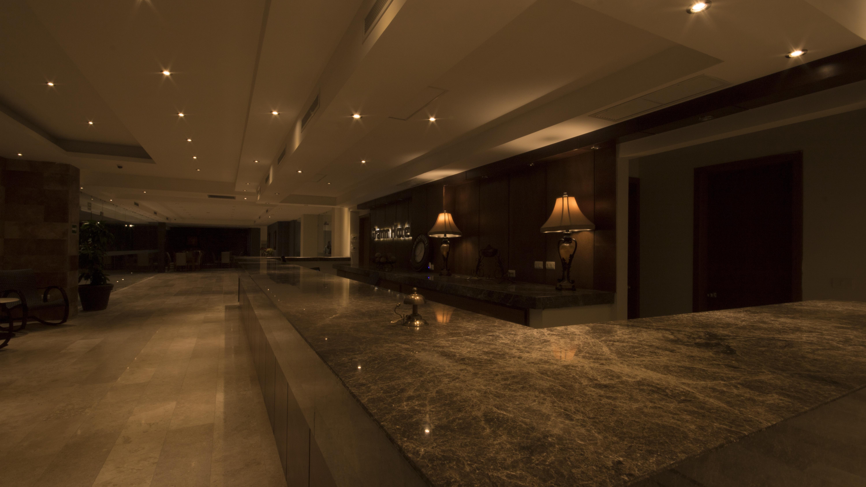 Recepción Hotel Ciudad Valles