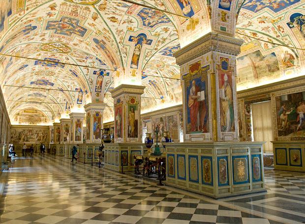 MUSEOS EN ROMA