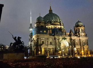 Berlin, Berlin! Wir fahren nach Berlin!
