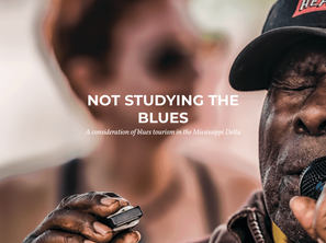 """Not Studying the Blues"" (Oxford Magazine, 2018)"