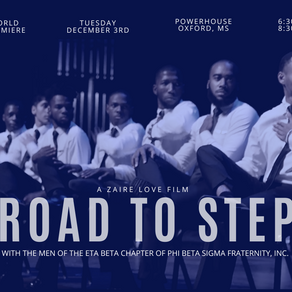 Spotlight #31: We were featured in a documentary - Road to Step