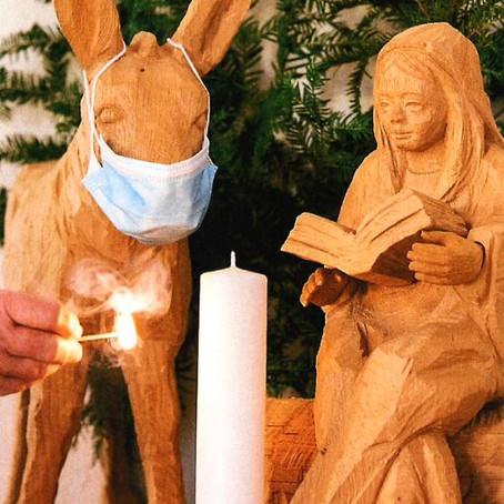 Weihnachtskrippen-Vielfalt im Baselbiet