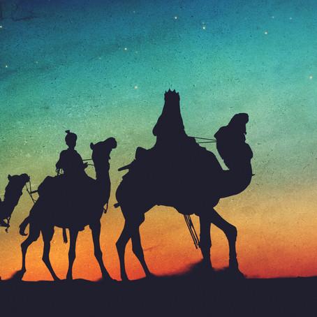 Wie aus Weisen drei Könige wurden