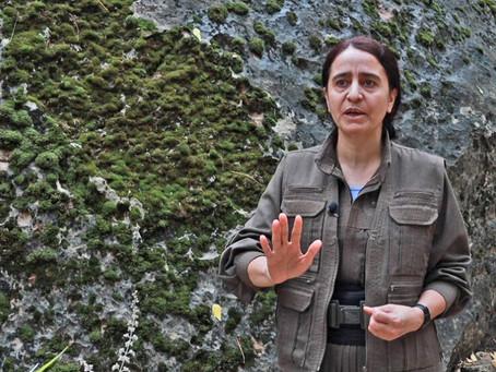 """Comandante Zozan Çewlik: """"Barzani será responsable de ahora en adelante"""""""