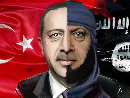 Cómo Turquía es responsable de las nuevas ondas de ataques terroristas en Europa