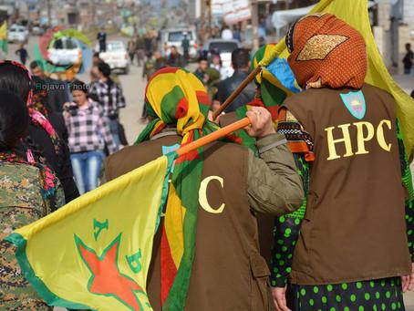 La guerra popular revolucionaria en el Kurdistán