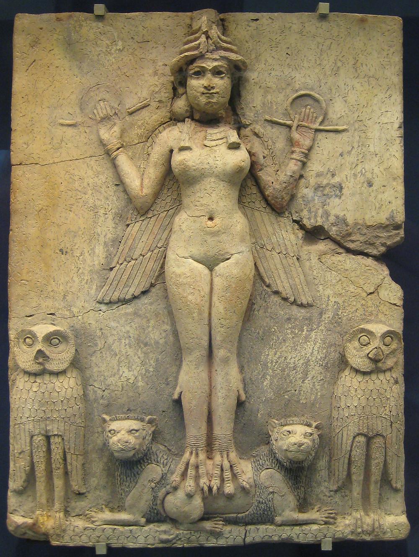 Deusa Inanna