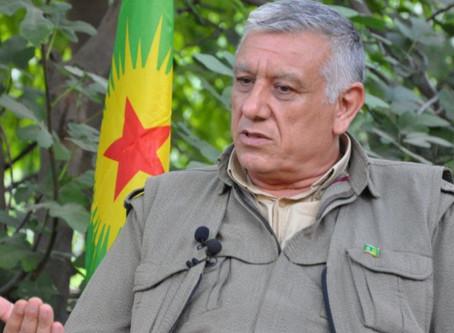 """Cemil Bayık: """"Todo el mundo debería reivindicar la Resistencia Heftanin"""""""