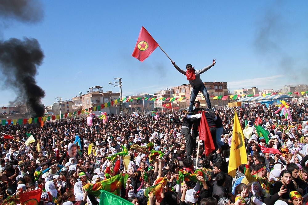 Newroz en Amed, 2012