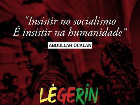 Revista Lêgerîn agora em Português!