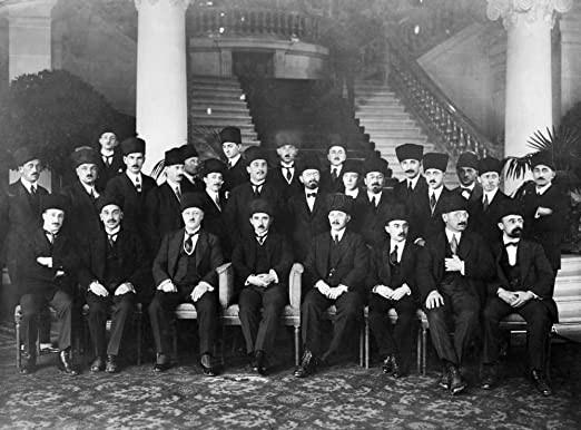 24/03/1923 - Tratado de Lausanne