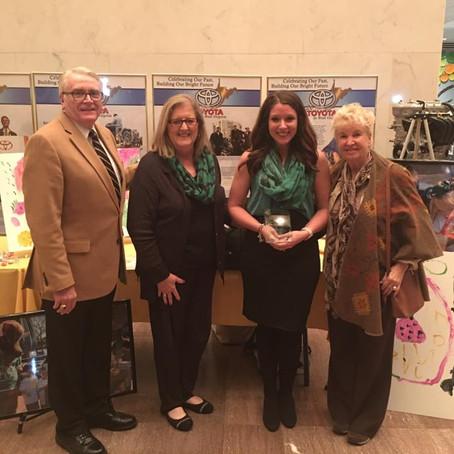 Outstanding Program Leader award!