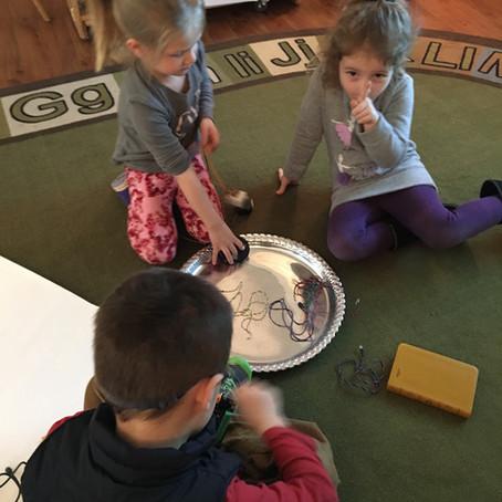 Mingle- Our Classroom Robot