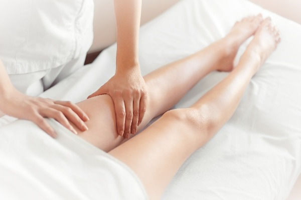 Osteopathic leg massage