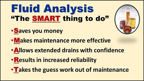 Fluid Analysis is smart logo