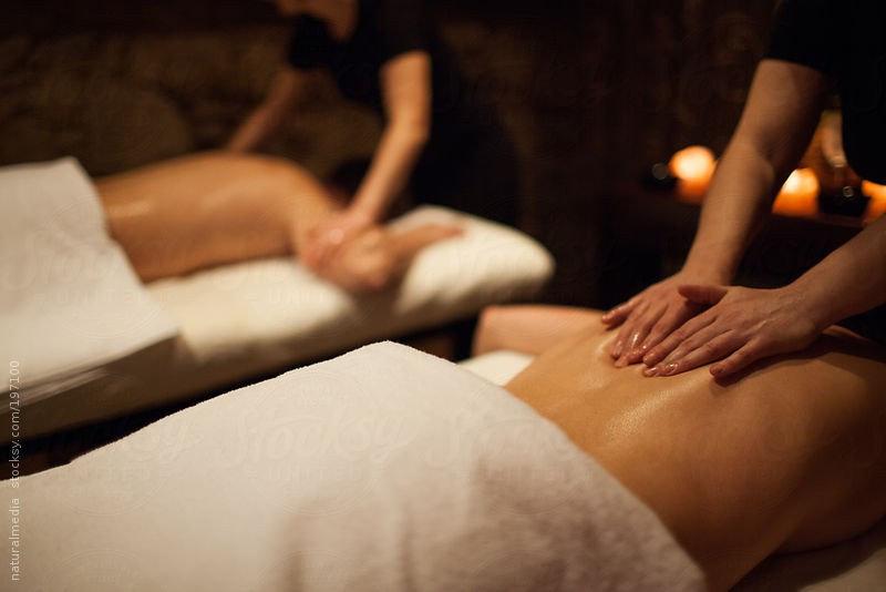Couples Massage - 60 Min