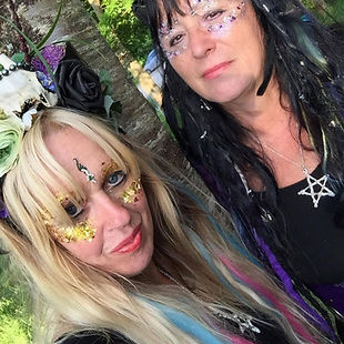 Spiritvisions Barbara Meiklejohn-Free Flavia Kate Peters