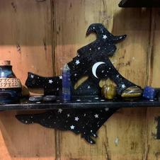 Bespoke Witchy Shelf