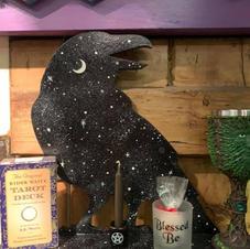 Bespoke Crow Shelf