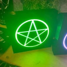 Green Light Box