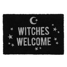 Witches Welcome Doormat