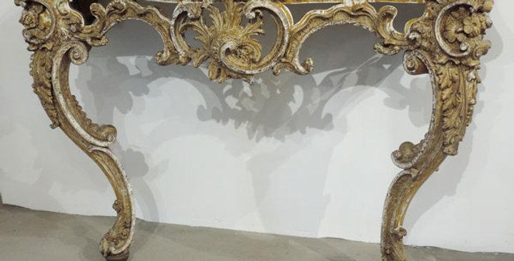 Italian 18th Century Console