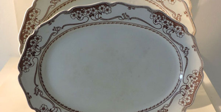 Madelly Royal Doulton Meat Platters