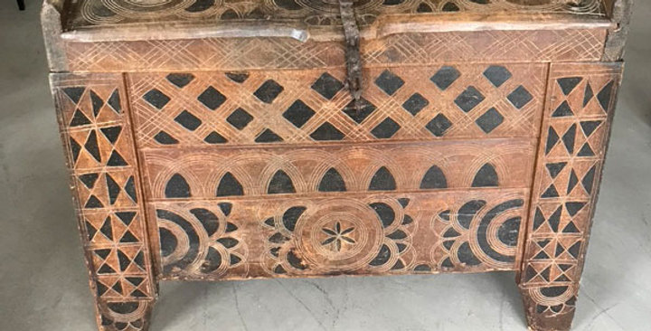 Dowry Chest