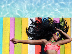 Get Ready for the Beach and Avoid Fried Hair this Summer!