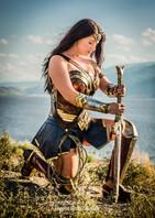 Wonder Woman Fantasy Shoot