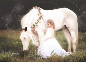 Unicorn and Princesses