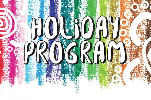 KIDS SCHOOL HOLIDAY PROGRAM